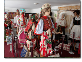 Hungarian Folk Art Exhibit
